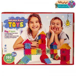 3314 300x300 - بلوک های خانه سازی toys مدل 195 تکه