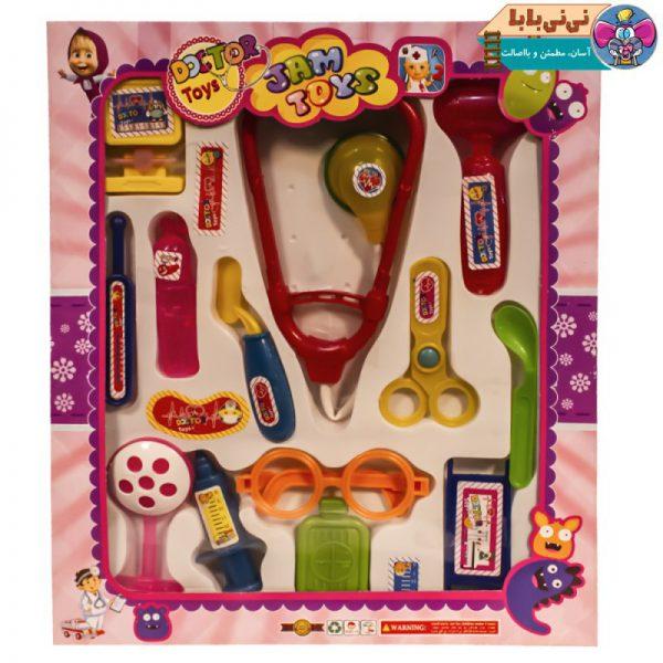 3441 600x600 - ست دکتری doctor toys مدل 13 تکه