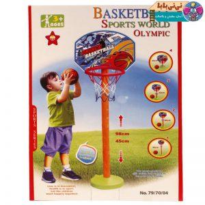 3446 300x300 - بسکتبال sport world مدل olympic