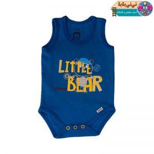 4016 300x300 - زیر دکمه دار رکابی آدمک مدل Little Bear