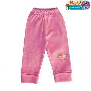 4186 300x300 - شلوار نوزاد آدمک مدل Little Rabbit Pink