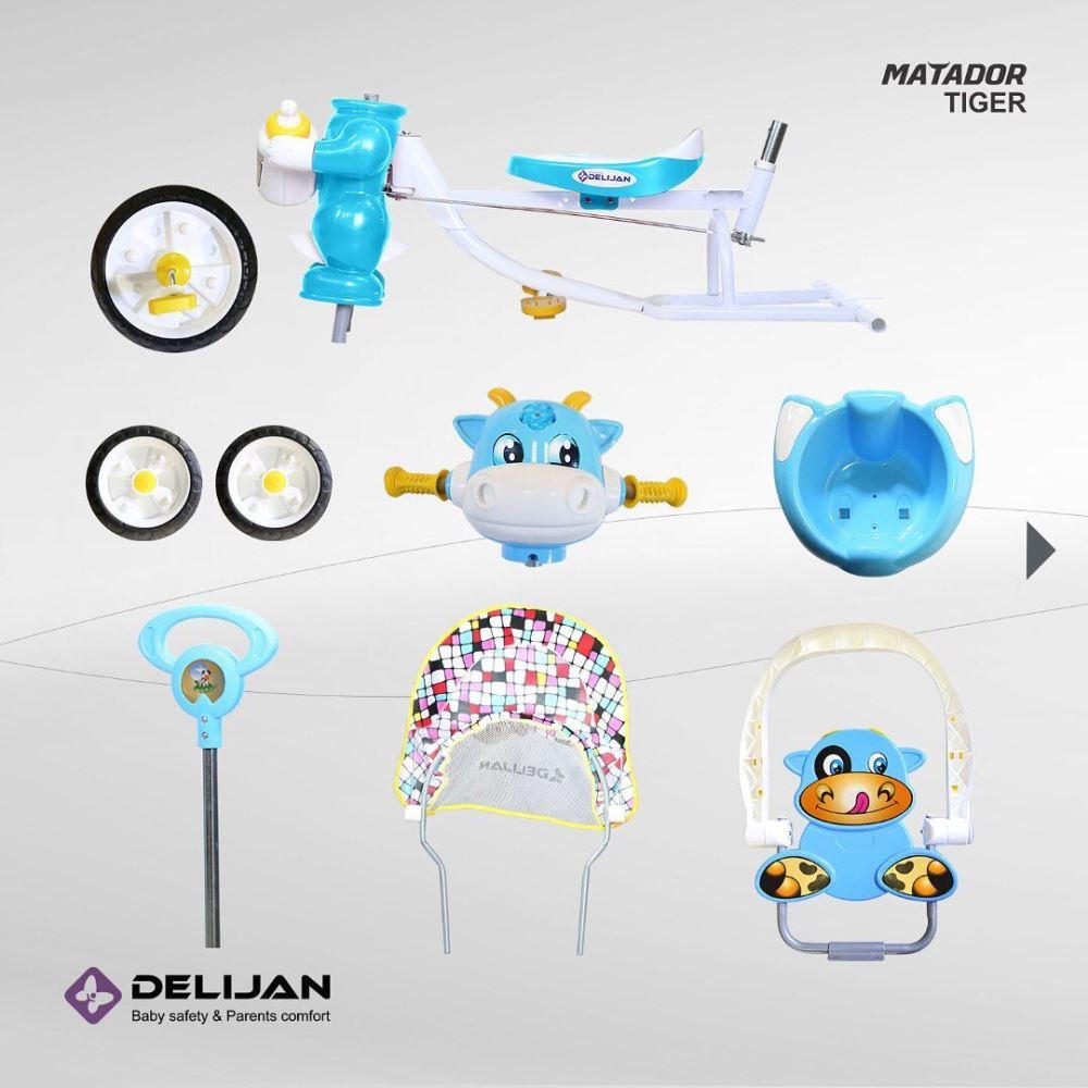 delijan.co 20201101 95 - سه چرخه دلیجان مدل Matador