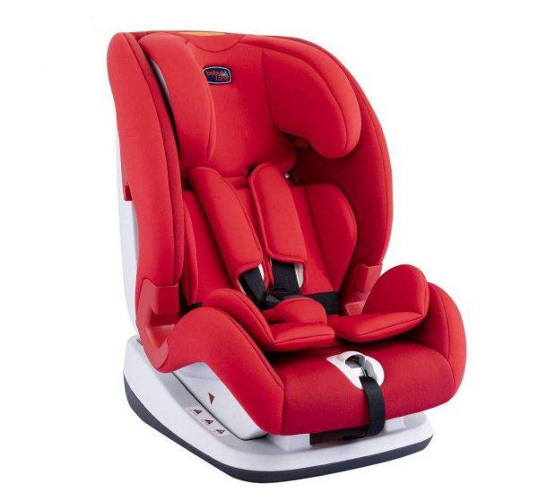 صندلی ماشین بیبی لند مدل کامفورت-قرمز
