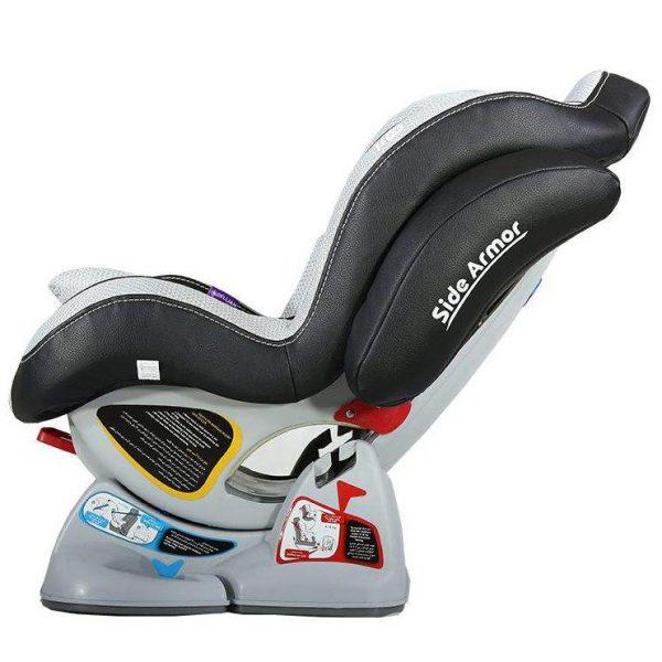 زوایای صندلی ماشین ایرتچ نقره ای