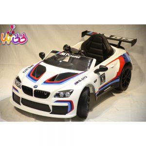 ماشين شارژی BMW M6 کولردار